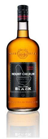 Mount Gay Rum Eclipse Black 100@